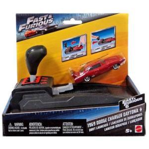 ワイルド スピード The Fast and the Furious おもちゃ・ホビー Drift Launcher 1969 Dodge Charger Daytona Vehicle|fermart-hobby