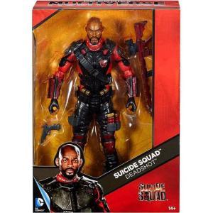 スーサイド スクワッド Suicide Squad マテル Mattel Toys フィギュア おもちゃ DC Multiverse Deadshot Deluxe Action Figure|fermart-hobby