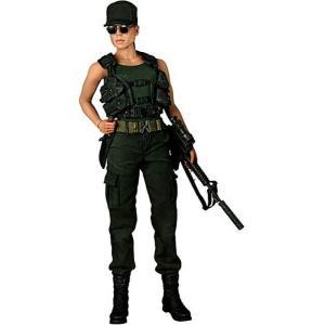 ターミネーター Terminator 2 Judgment Day フィギュア Movie Masterpiece Sarah Connor Collectible Figure|fermart-hobby