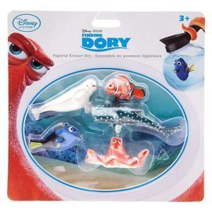 ファインディング ニモ Finding Dory グッズ 消しゴム / Pixar Figural Exclusive Eraser Set|fermart-hobby