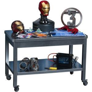 アイアンマン Iron Man ホットトイズ Hot Toys おもちゃ 3 Development Workshop 1/6 Collectible Set|fermart-hobby