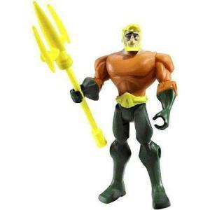 アクアマン Aquaman マテル Mattel Toys フィギュア おもちゃ Batman The Brave and the Bold Sea Spear Action Figure|fermart-hobby