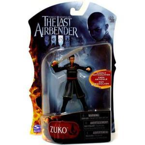 アバター 伝説の少年アン Avatar the Last Airbender スピンマスター Spin Master フィギュア おもちゃ Zuko Action Figure [Sword Only]|fermart-hobby