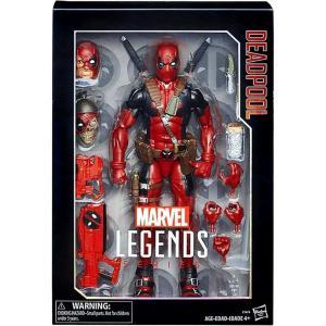 デッドプール Deadpool ハズブロ Hasbro Toys フィギュア おもちゃ Marvel Legends Deluxe Collector Action Figure|fermart-hobby