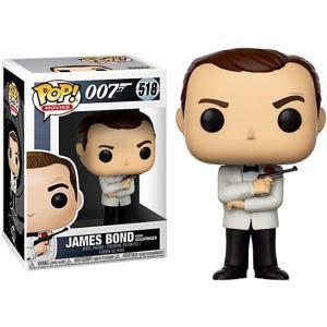 ジェームズ ボンド James Bond ファンコ Funko フィギュア おもちゃ 007 POP! Movies Vinyl Figure #518 [Sean Connery, Goldfinger]|fermart-hobby
