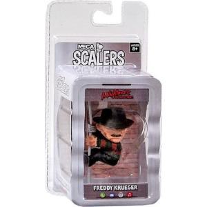 エルム街の悪夢 A Nightmare on Elm Street ネカ NECA フィギュア おもちゃ Scalers Series 1 Freddy Krueger Mini Figure fermart-hobby