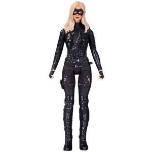 アロー Arrow ディーシー コミックス DC Collectibles フィギュア おもちゃ DC Black Canary Action Figure [Laurel Lance]|fermart-hobby