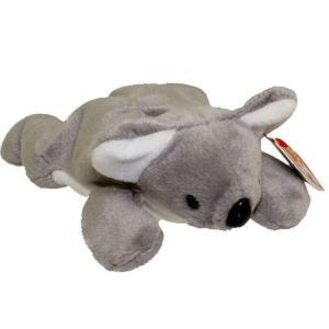 ビーニーベイビーズ Beanie Babies Ty ぬいぐるみ おもちゃ McDonalds 1998 Mel the Koala Teenie Beanie Plush #7|fermart-hobby