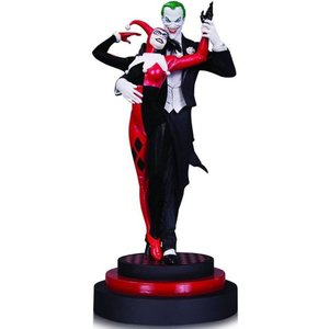 ジョーカー Joker ディーシー コミックス DC Collectibles フィギュア おもちゃ Batman The & Harley Quinn Statue|fermart-hobby