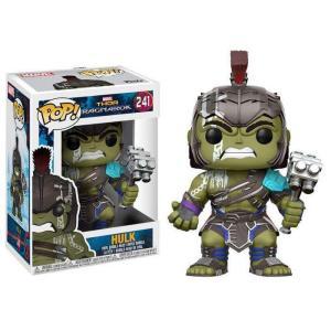 ハルク Hulk ファンコ Funko フィギュア おもちゃ Thor: Ragnarok POP! Marvel Vinyl Bobble Head #241 [241]|fermart-hobby