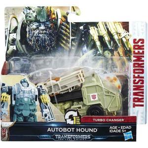 トランスフォーマー The Last Knight ハズブロ Hasbro Toys フィギュア おもちゃ Transformers 1 Step Turbo Changer Autobot Hound Action Figure [Supernova] fermart-hobby