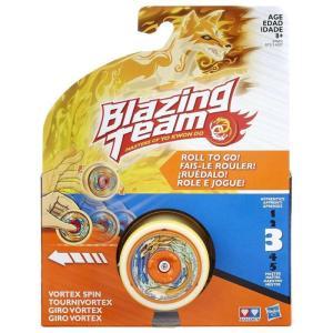 ブレイジングマスター Blazing Team Masters of Yo Kwon Do ハズブロ Hasbro Toys ヨーヨー おもちゃ Vortex Spin Fox Yo-Yo|fermart-hobby