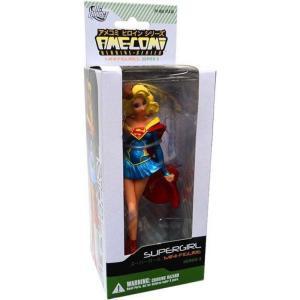 スーパーガール Supergirl ディーシー コミックス DC Direct フィギュア おもちゃ DC Ame-Comi Heroine Mini Figures Series 3 PVC Mini Figure|fermart-hobby