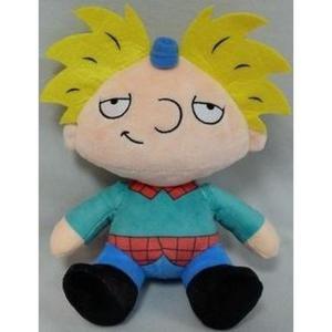 ニコロデオン Nickelodeon ぬいぐるみ・人形 ぬいぐるみ Phunny Nick 90s Arnold 7-Inch Plush [Sitting]|fermart-hobby