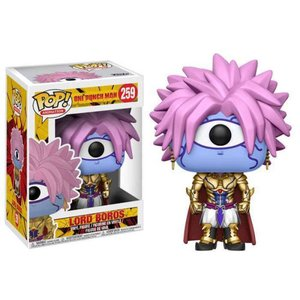 ワンパンマン One Punch Man フィギュア POP! Animation Lord Boros Vinyl Figure #259|fermart-hobby