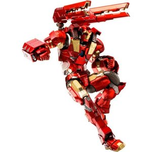 アイアンマン Iron Man センチネル Sentinel フィギュア おもちゃ Marvel Re:Edit Action Figure [Modular Armor]|fermart-hobby