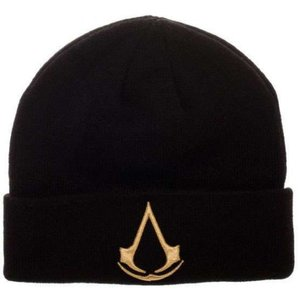 アサシン クリード Assassin's Creed バイオワールド Bioworld おもちゃ Assassins Creed EMB Cuff Beanie Hat|fermart-hobby