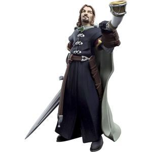 ロード オブ ザ リング Lord of the Rings 彫像・スタチュー Mini Epics: Boromir 6-Inch Vinyl Statue fermart-hobby