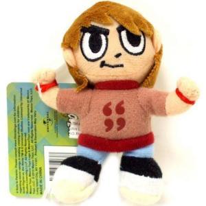 スコット ピルグリム Scott Pilgrim メズコ Mezco Toyz ぬいぐるみ おもちゃ vs The World Plush Clip [Power Up]|fermart-hobby