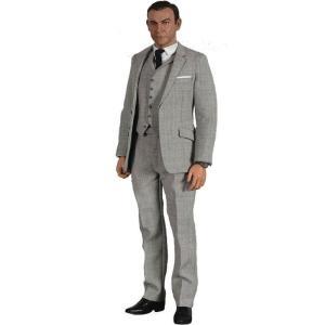 ジェームズ ボンド James Bond ビッグチーフスタジオ Big Chief Studios フィギュア おもちゃ Goldfinger 12-Inch Collectible Figure [Sean Connery]|fermart-hobby