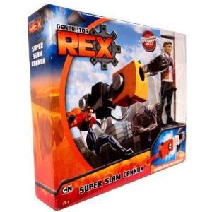 ジェネレーターレックス Generator Rex フィギュア Super Slam Cannon fermart-hobby