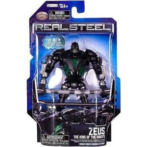 リアルスティール Real Steel フィギュア Zeus Action Figure [The King of the Robots]|fermart-hobby
