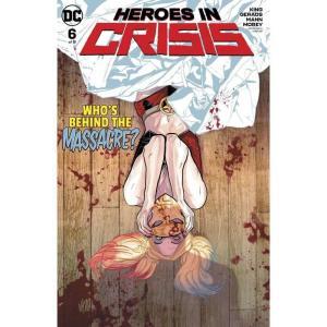 ヒーローズ Heroes 本・雑誌 In Crisis #6 of 9 Comic Book|fermart-hobby