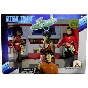 スタートレック Star Trek フィギュア TV Favorites Mirror Sulu & Uhura Action Figure 2-Pack|fermart-hobby