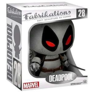 デッドプール Deadpool ファンコ Funko ぬいぐるみ おもちゃ Marvel Fabrikations Exclusive Plush #28 [X-Force (Gray & Black)] fermart-hobby