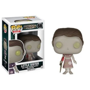 バイオショック Bioshock フィギュア POP! Games Little Sister Vinyl Figure #66|fermart-hobby