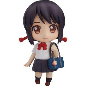 君の名は。 Your Name フィギュア Nendoroid Mitsuha Miyamizu Action Figure|fermart-hobby