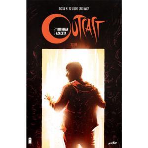 アウトキャスト Outcast イメージコミックス Image Comics おもちゃ #4 To Light Our Way Comic Book|fermart-hobby
