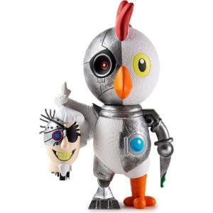 アダルトスイム Adult Swim フィギュア Robot Chicken Medium Figure|fermart-hobby