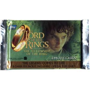 ロード オブ ザ リング The Lord of the Rings トレーディングカード The Fellowship of the Ring Trading Card Pack [European Edition] fermart-hobby