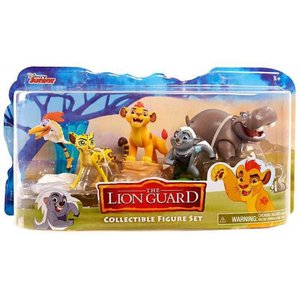 ライオン ガード The Lion Guard フィギュア Disney Figure 5-Pack|fermart-hobby