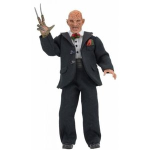 エルム街の悪夢 Nightmare on Elm Street フィギュア Part 3 Dream Warriors Tuxedo Freddy Krueger Clothed Action Figure|fermart-hobby