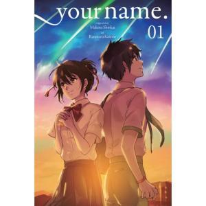 君の名は。 Your Name 本・雑誌 ソフトカバー Volume 1 Manga Trade Paperback [Kimi no Na wa.]|fermart-hobby
