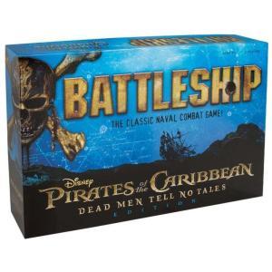パイレーツ オブ カリビアン Pirates of the Caribbean ユーエスアポリー USAopoly ボードゲーム おもちゃ Battleship Board Game|fermart-hobby