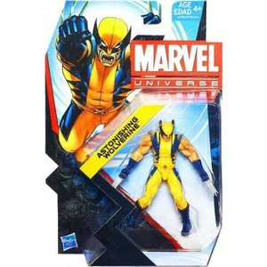ウルヴァリン Wolverine ハズブロ Hasbro Toys フィギュア おもちゃ Marvel Universe Series 22 Astonishing Action Figure #9|fermart-hobby