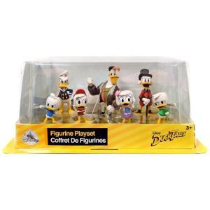 わんぱくダック夢冒険 DuckTales フィギュア Exclusive 7 Piece PVC Figure Set|fermart-hobby