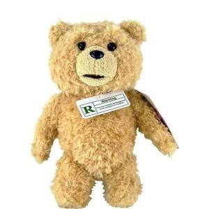 テッド Ted コモンウェルストイズ Commonwealth Toys ぬいぐるみ おもちゃ Movie 8-Inch Plush [