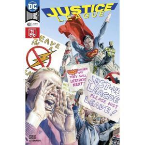 ジャスティス リーグ Justice League ディーシー コミックス DC Comics おもちゃ DC #40 Comic Book [Jones Variant Cover] fermart-hobby