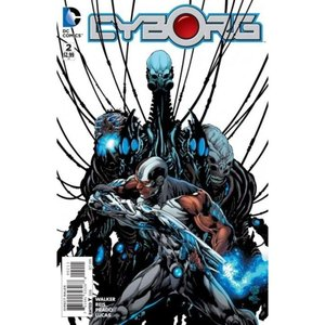 ディーシー コミックス DC 本・雑誌 Cyborg #2 Comic Book|fermart-hobby