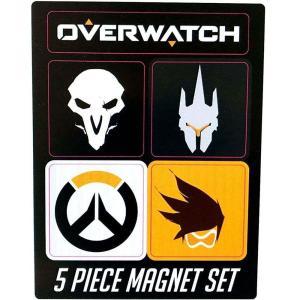 オーバーウォッチ Overwatch ブリザード Blizzard おもちゃ Magnets 5 Piece Set|fermart-hobby
