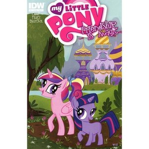 マイリトルポニー My Little Pony 本・雑誌 漫画 Friendship is Magic #11 Comic Book [Cover B]|fermart-hobby
