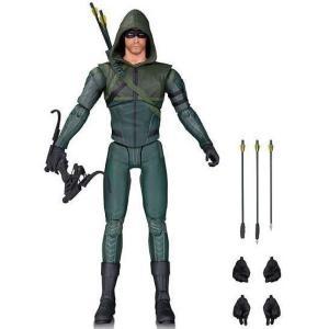 アロー Arrow ディーシー コミックス DC Collectibles フィギュア おもちゃ DC Action Figure [Season 3]|fermart-hobby