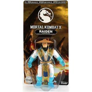 モータルコンバット Mortal Kombat ファンコ Funko フィギュア おもちゃ X Raiden Action Figure [Clear Hands & Feet, Chase Version] fermart-hobby