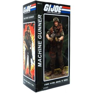 ジー アイ ジョー GI Joe サイドショウ Sideshow Collectibles フィギュア おもちゃ Rock N' Roll 1/6 Collectible Figure [Machine Gunner]|fermart-hobby