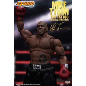 マイクタイソン Mike Tyson フィギュア Action Figure [The Tattoo]|fermart-hobby