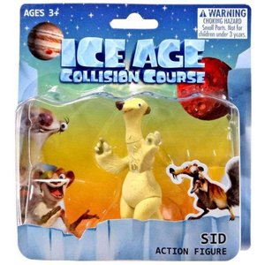 アイス エイジ Ice Age フィギュア Collision Course Sid Action Figure|fermart-hobby